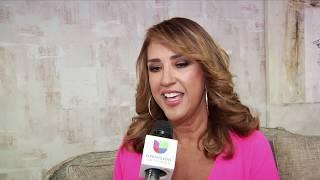 D'Latinos Magazine y Rosita Hurtado en un exclusivo evento en la ciudad de Miami