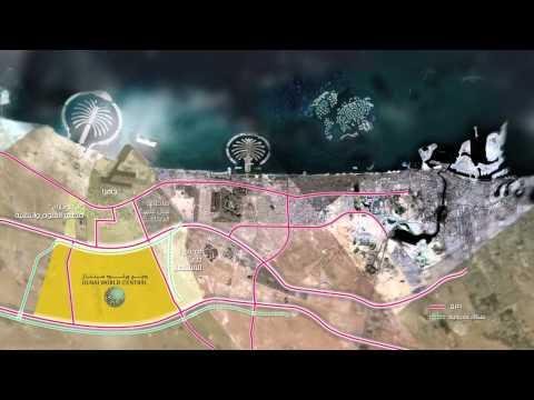 مركز دبي العالمي – مطار ال مكتوم الدولي (عربي)