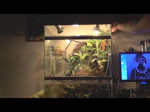 Аквариумистика. Смотреть онлайн: Крышка для аквариума своими руками