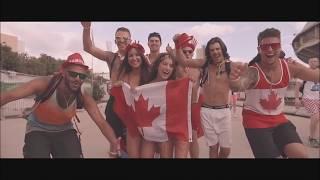 Alice Deejay Da na na (ultra europe festival) video.