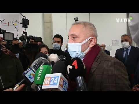 Video : Fibre optique: Nexans inaugure une nouvelle usine à Nouaceur