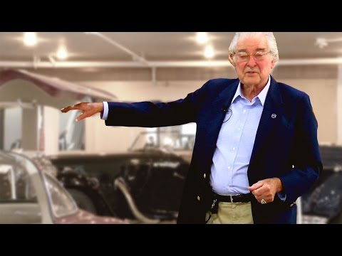 History of the Concours With Ed Gilbertson