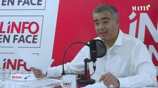 L'Info en Face éco avec Nabil Adel