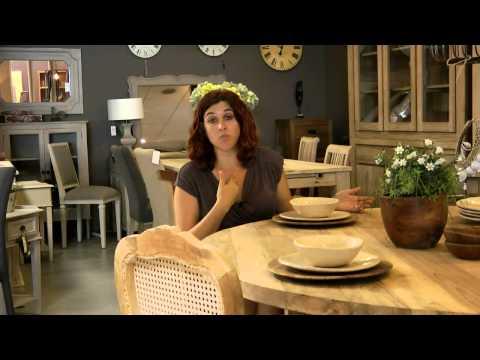 סרטון: התאמת כיסאות לשולחן אוכל