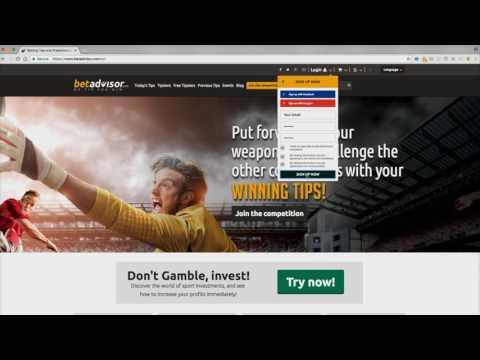 How to Register on Betadvisor.com