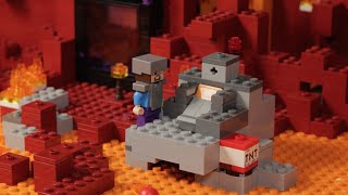 From Ashes into the Fire! - LEGO Minecraft - Classic Tale Episode 2