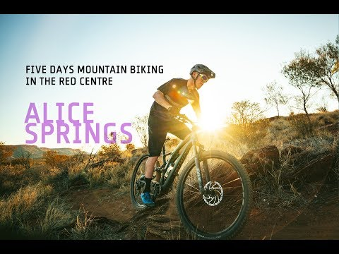 Alice Springs: Five Days on the Bike in the Red Centre - part 3