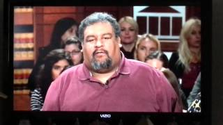 Judge Judy Roasts Angry Defendant