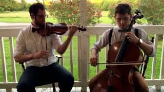 Thinking Out Loud - Ed Sheeran (Violin-Cello Cover)