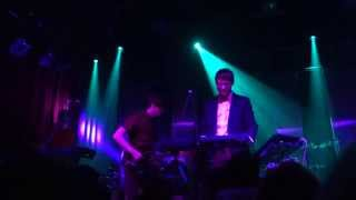 STRFKR - Girls Just Want to Have Fun (Cyndi Lauper cover) - Live in San Francisco