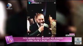 Teo Show (03.09.2018) - Florin Salam, invitat special la majoratul fiicei Andreei Esca! Partea 2
