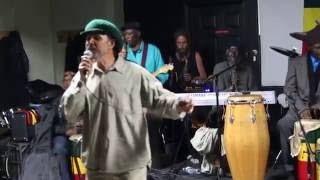 Willi Williams at Sankofa 25th September 2016