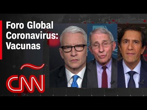 Inmunidad completa se desarrolla tras la segunda dosis de vacuna contra el coronavirus, dice Fauci