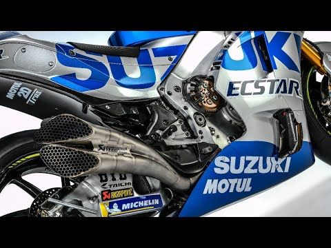Watch the 2020 Team Suzuki Ecstar launch from Sepang