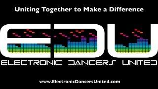 EDU X SHUFFLE DANCE - LED SHOES