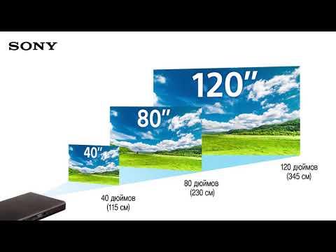 Мобильный проектор Sony MP-CD1