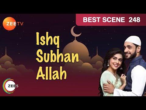 Ishq Subhan Allah | Ep 248 | Feb 14, 2019 | Best Scene | Zee TV