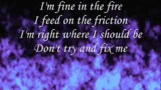10 Years - Fix Me w/ Lyrics