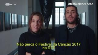 """Canção n.º 7: Salvador Sobral com """"Amar pelos Dois"""""""