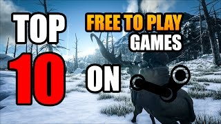 Top 10  Free to Play Games on PC and Console! [Updated]