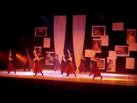 Coreógrafa:Michelle - coreografia-Amelie  Grupo Impacto Academia Physical Center