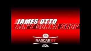 James Otto  - Ain't gonna Stop (Lyrics)