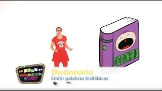 Diccionario - Cantando Aprendo a Hablar