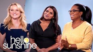 Reese Witherspoon, Oprah Winfrey, & Mindy Kaling
