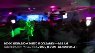 WHITE PARTY @ PONTO N (NAZARE)