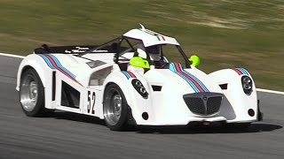 This Homemade Prototype sounds like a Lancia Delta S4 Gr.B!