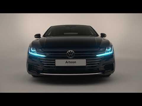 A look at the Volkswagen Arteon