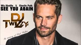 Wiz Khalifa ft  Charlie Puth - See You Again DJ Kecil O_x Remix
