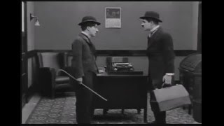 The Mirror Routine - Charlie Chaplin - The Floorwalker (1916)