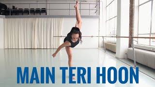 Main teri Hoon (dance)__ dhvani Bhanushali__ sachin