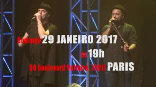 Concert Resistencia au Bataclan - Spot RTP