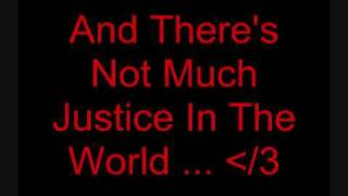 Lemar Justice In The World With Lyrics.
