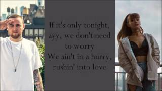 Mac Miller ~ My Favorite Part ft. Ariana Grande ~ Lyrics