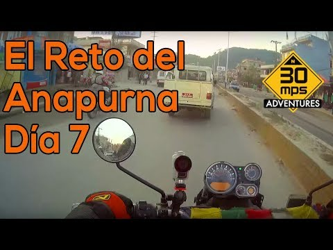 Motosx1000: Nepal con la Royal Enfield Himalayan - Día 7 -