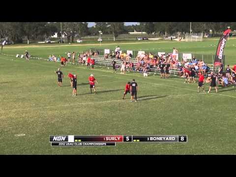Video Thumbnail: 2012 National Championships, Masters Final: Minneapolis Surly vs. Raleigh Boneyard
