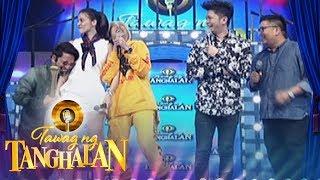 Tawag ng Tanghalan: Jhong and Vice poke fun at Anne's outfit