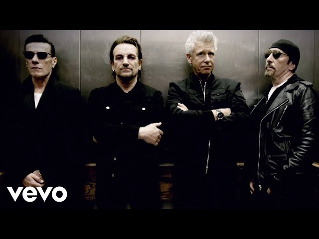 "Videoclip oficial de la canción ""You're The Best Thing About Me"" de U2."