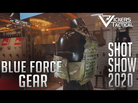 SHOT SHOW 2020 - Blue Force Gear