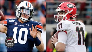 Auburn vs. Georgia the keys to victory in the Deep South's oldest rivalry | College Football Live