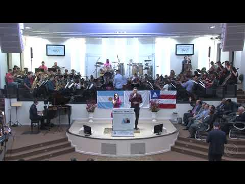 Orquestra Sinfônica Celebração - O nome de Jesus - 08 12 2019