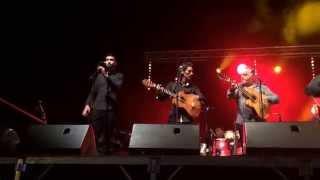 Thomas Reyes (Gipsy Royale) - Gitano Poeta Arles Concert 2015
