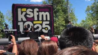Did I - @kehlani at 102.5 Live in Sacramento, CA