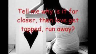 Brutha - Afraid of love (lyrics)