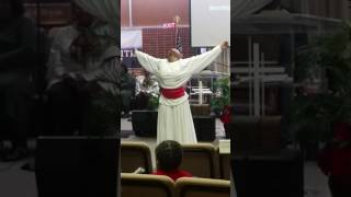 """Your Love "" Deon Kipping Worship in Dance"