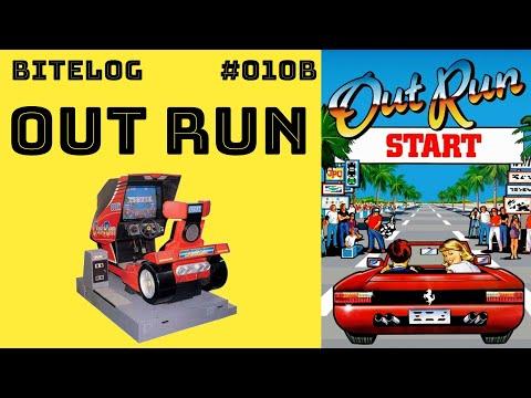 BITeLog 010B: Out Run (ARCADE) ROUTES A-E