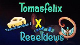 TRANSFORMICE - Tomasfelix vs Reeeldews